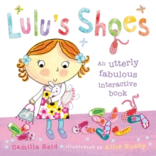 Lulu's Shoes, Hardback Book
