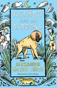 Akimbo and the Baboons, Paperback Book