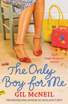 The Only Boy for Me, Paperback Book