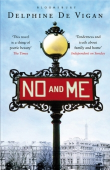 No and Me, Paperback Book