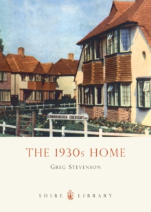 The 1930s Home, Paperback Book