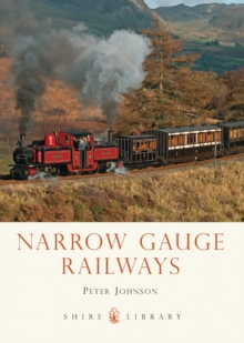 Narrow Gauge Railways, Paperback Book