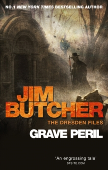 Grave Peril : The Dresden Files, Book Three, EPUB eBook