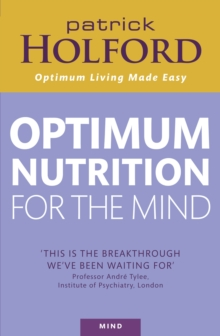 Optimum Nutrition For The Mind, EPUB eBook