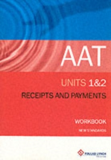 RECEIPTS & PAYMENTS P 1 & 2, Paperback Book