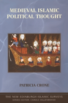 Medieval Islamic Political Thought, Paperback / softback Book