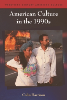 American Culture in the 1990s, Paperback Book