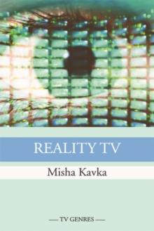 Reality TV, Paperback Book
