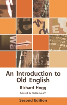 An Introduction to Old English, Paperback / softback Book