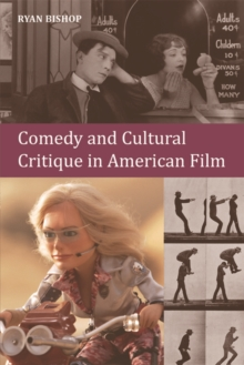Comedy and Cultural Critique in American Film, Hardback Book