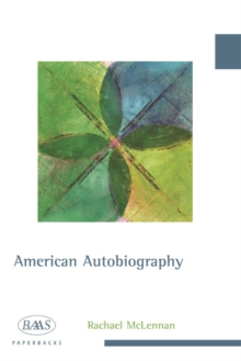 American Autobiography, Paperback Book