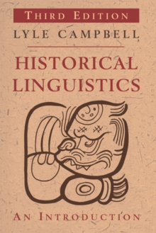 Historical Linguistics : An Introduction, Paperback / softback Book