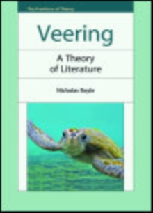 Veering : A Theory of Literature, EPUB eBook
