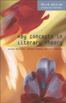 Key Concepts in Literary Theory, PDF eBook