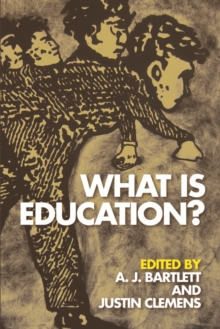 What is Education?, Electronic book text Book
