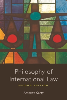 Philosophy of International Law, Paperback / softback Book