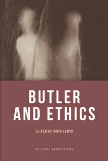 Butler and Ethics, Paperback Book