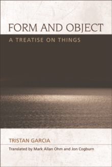 Form and Object : A Treatise on Things, EPUB eBook