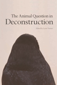 The Animal Question in Deconstruction, Paperback Book