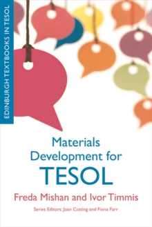 Materials Development for TESOL, Paperback Book