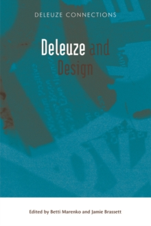 Deleuze and Design, Paperback Book