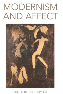 Modernism and Affect, Hardback Book