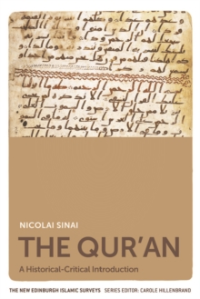 The Qur'an : A Historical-Critical Introduction, Paperback Book