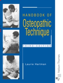 Handbook of Osteopathic Technique Third Edition, Paperback Book