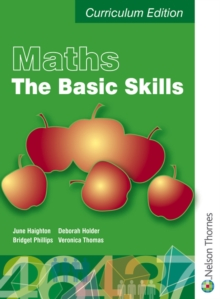 Maths the Basics Functional Skills Edition (E3-L2), Paperback Book