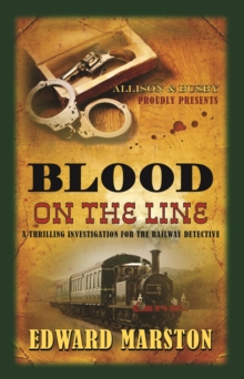 Blood on the Line, Paperback Book