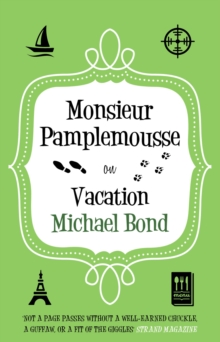 Monsieur Pamplemousse on Vacation, Paperback Book