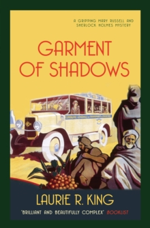 Garment of Shadows, Paperback Book