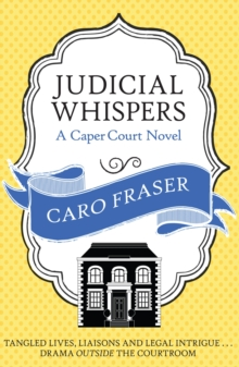 Judicial Whispers, Paperback Book