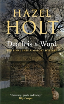 Death is a Word, Paperback Book