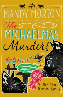 The Michaelmas Murders : The No2 Feline Detective Agency, Paperback Book