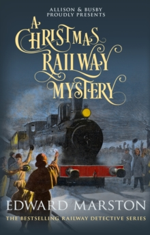 A Christmas Railway Mystery, Paperback / softback Book