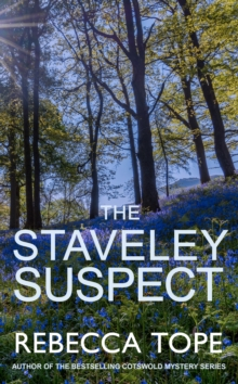 The Staveley Suspect, Hardback Book