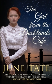 The Girl from the Docklands Cafe, Hardback Book