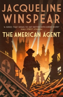 The American Agent, Hardback Book