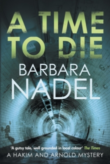 A Time to Die : An unputdownable gritty London crime thriller, Hardback Book