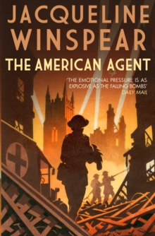 The American Agent : A compelling wartime mystery, EPUB eBook