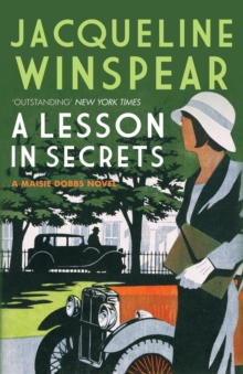 A Lesson In Secrets, Paperback / softback Book