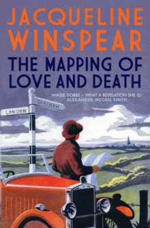 The Mapping of Love and Death, Paperback Book