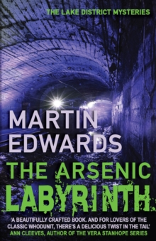 The Arsenic Labyrinth, Paperback Book