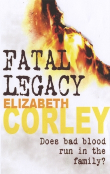 Fatal Legacy, Paperback Book