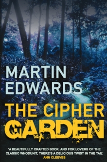 The Cipher Garden, Paperback / softback Book