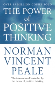 The Power Of Positive Thinking, Paperback Book
