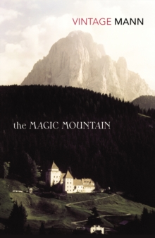 The Magic Mountain, Paperback / softback Book