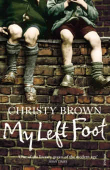 My Left Foot, Paperback Book