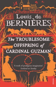 The Troublesome Offspring of Cardinal Guzman, Paperback Book